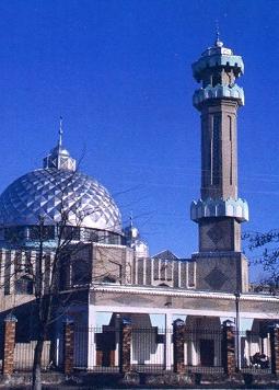 мечеть Бишкека